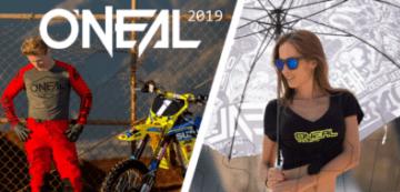 ONEAL 2019 Bekleidung und Protektoren