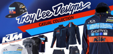 Troy Lee Designs KTM Pit Gear