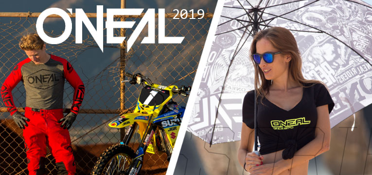 Oneal MX Bekleidung 2019