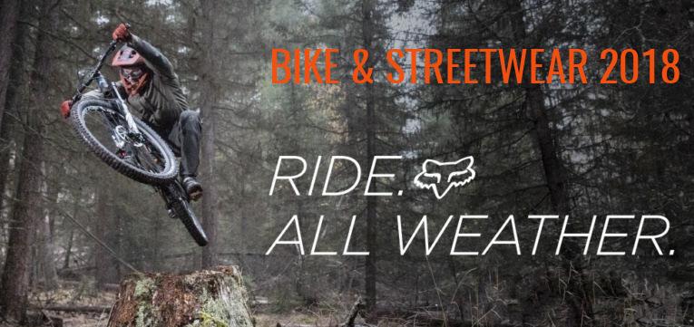 Fox Bike & Streetwear 2018
