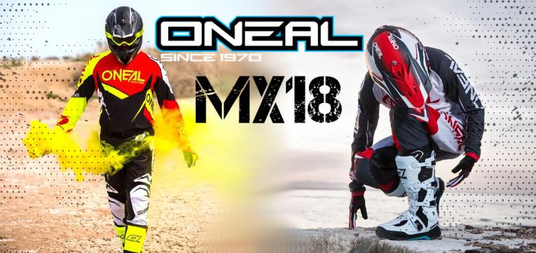 Oneal Racing 2018 jetzt shoppen