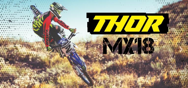 Thor MX 2018 jetzt shoppen