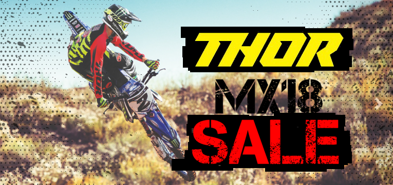 Thor MX zu Sonderpreisen