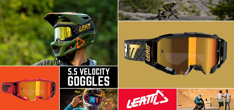 Leatt MX MTB Goggles