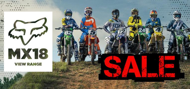 Fox Motocross Sonderangebote