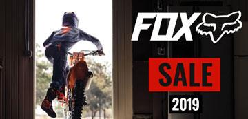 FOX Racing Artikel jetzt günstig kaufen