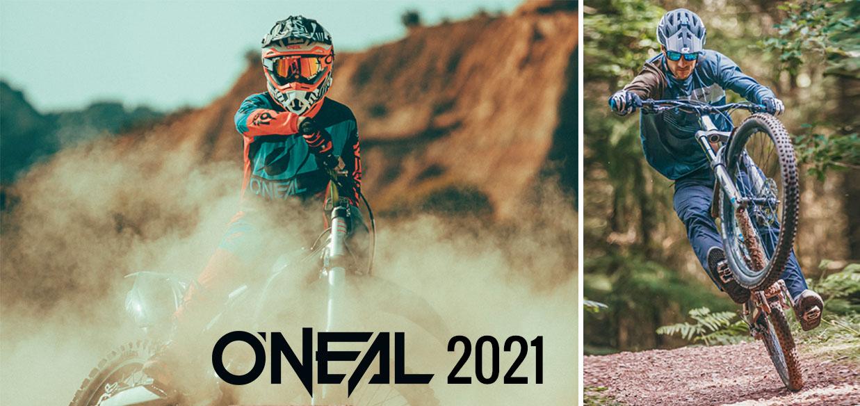 Oneal MX und MTB Bekleidung 2021