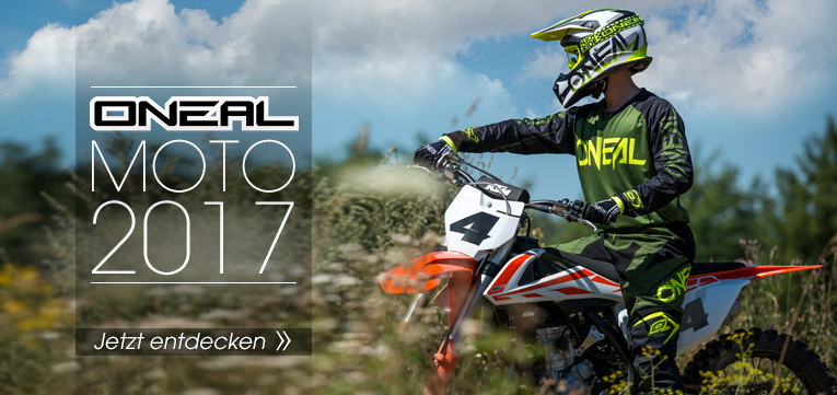 Oneal MX Bekleidung 2017