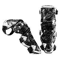 Knieprotektoren
