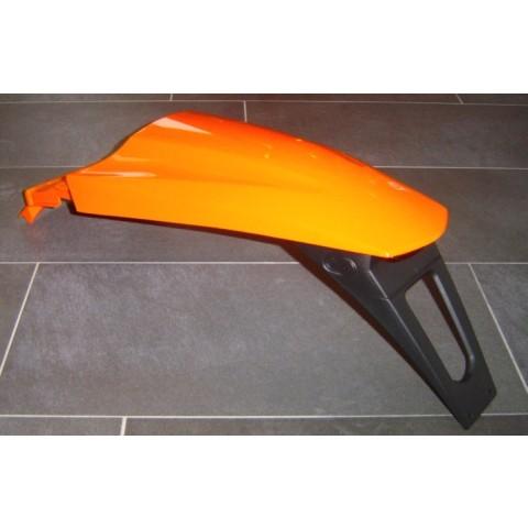 Super Moto RACE LED Heck für KTM LC4 orange