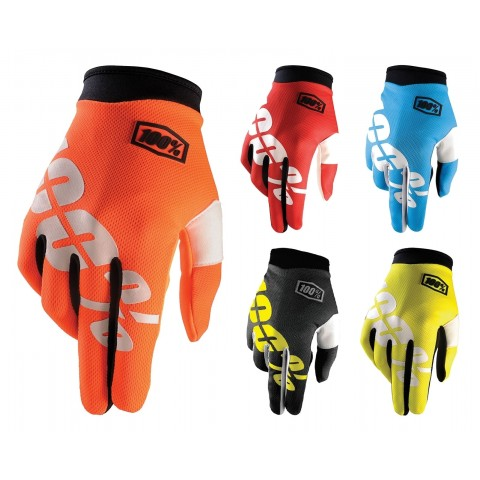 100% Handschuhe iTrack