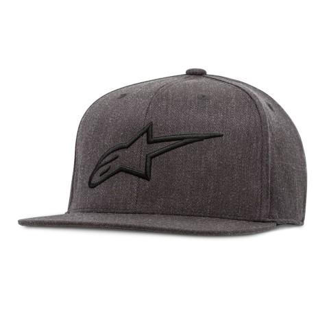 Alpinestars Ageless Flattbill Cap grau schwarz L-XL