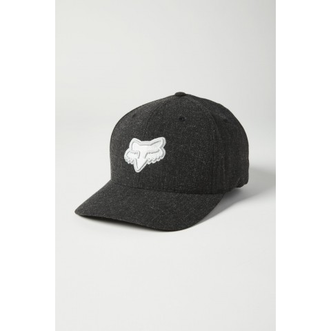 Fox TRANSPOSITION Flexfit Cap schwarz grau