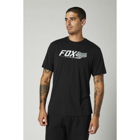 Fox CNTRO Tech T-Shirt SS schwarz