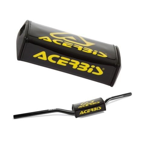 Acerbis Lenkerpolster 28mm schwarz gelb