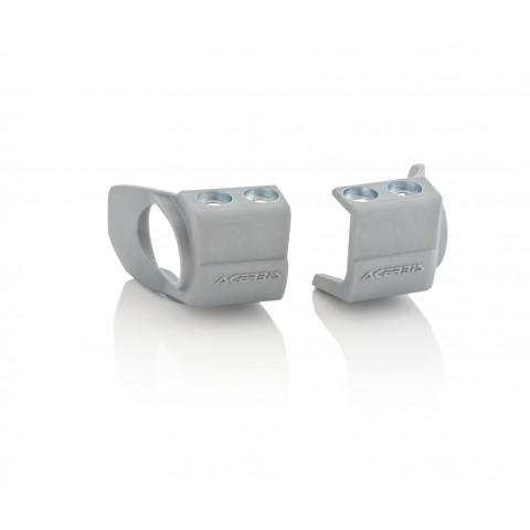 Acerbis Gabelfussprotektor für Yamaha silber
