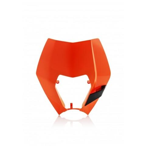 Acerbis Scheinwerfermaske für KTM EXC/EXCF 09/13 orange