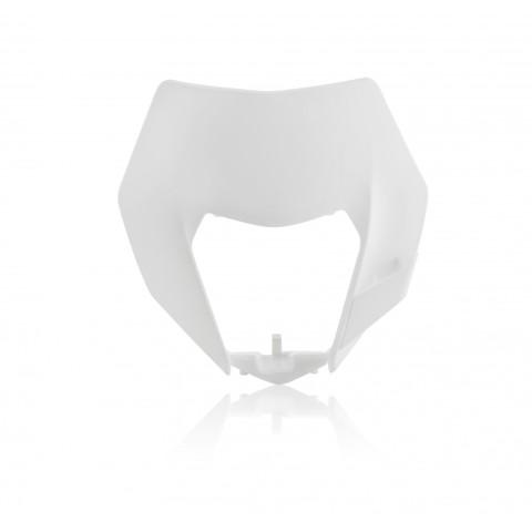 Acerbis Scheinwerfermaske für KTM EXC/EXCF 14/16 weiss