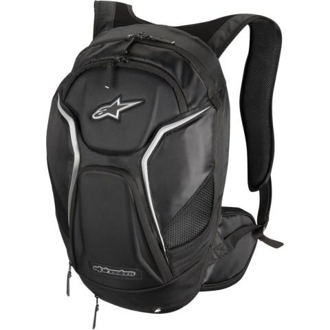Alpinestars Rucksack Tech AERO schwarz weiss