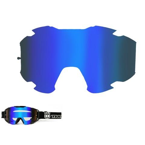 Bomb Spiegelglas blau
