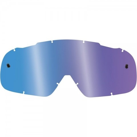 Fox Air Space Brille Ersatzglas verspiegelt blau