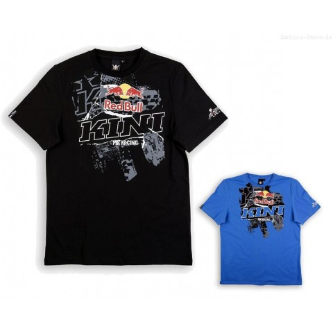 Kini Red Bull Collage T-Shirt