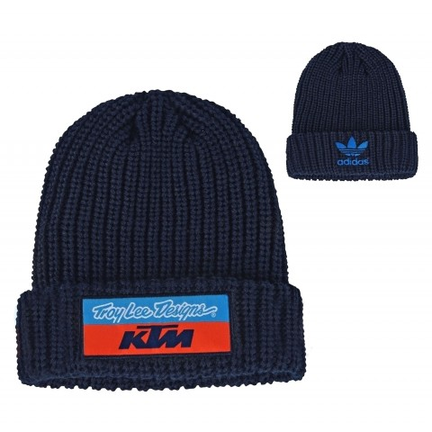 Troy Lee Design KTM Team Beanie blau