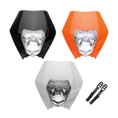 Lampenmaske für KTM 08