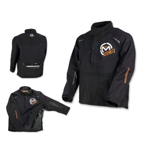 Moose XCR Pullover Jacke schwarz