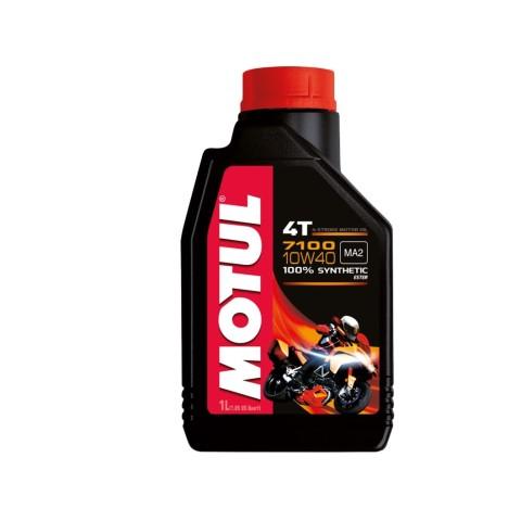 Motul 7100 4T Motorenöl 10W40 1 Liter