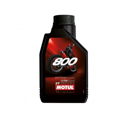 Motul 800 2T Offroad Mischöl 1 Liter