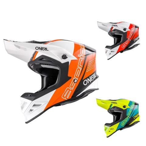 Crosshelm von Oneal  Motocrosshelm, Enduro Cross-Helm, Oneal MX Helm, Oneal 8er Helm