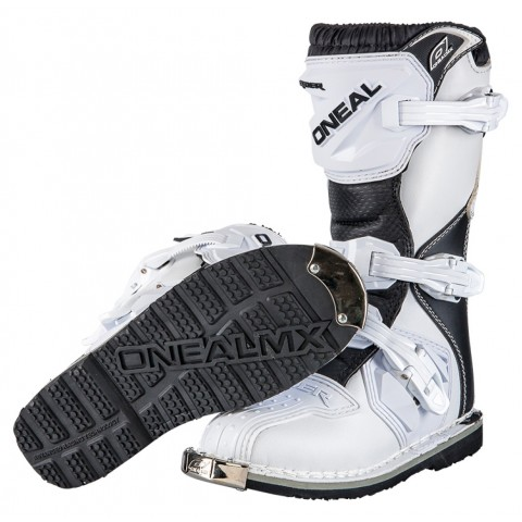 Oneal RIDER Kinder Motocross-Stiefel weiss