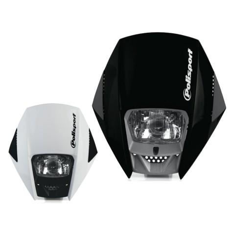 Polisport Lampenmaske Exura
