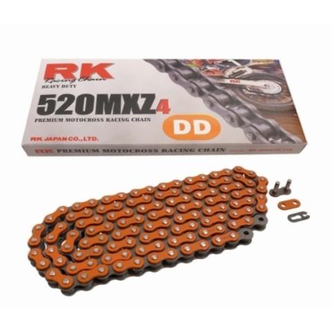 RK 520 MX Kette MXZ4 gold