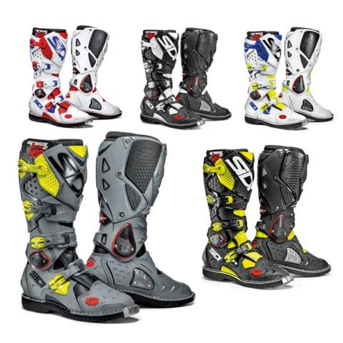 Cross Stiefel von Sidi  Motocross Boots, hohe Stiefel, Sidi Enduro MX Stiefel