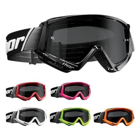 Crossbrille von Thor  Thor Crossbrille, MX Crossbrille, Motocross Brille, Enduro Brille