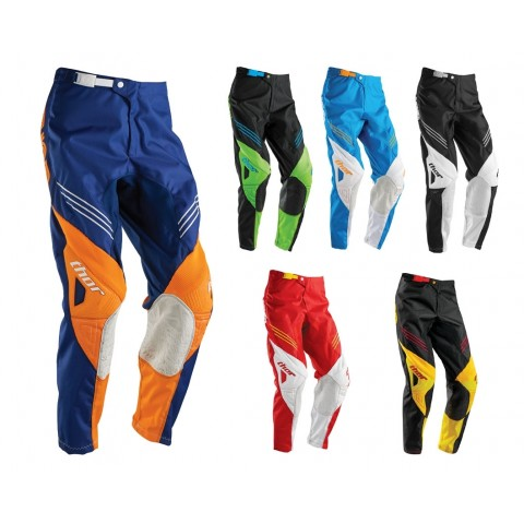 Cross Hose von Thor  Motocross Pant, Crosshose, Enduro Hose, MX Pant, Mountainbike, Enduro, Motocross