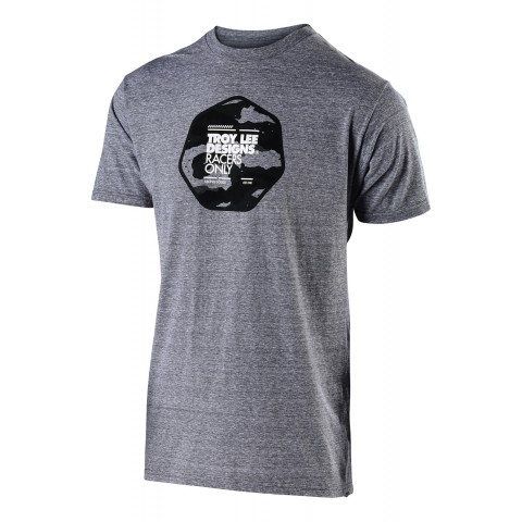 Troy Lee Designs Race Camo Vintage T-Shirt