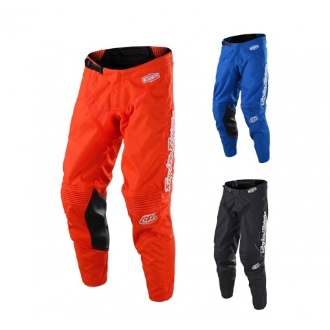 Troy Lee Design GP Mono MX Hose in Orange, Blau, Schwarz
