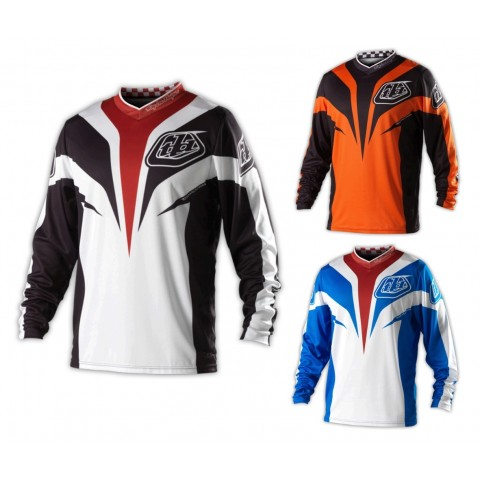 Jersey von Troy Lee Designs  MX Shirt, Cross Shirt, Enduro Jersey, Downhill Shirt