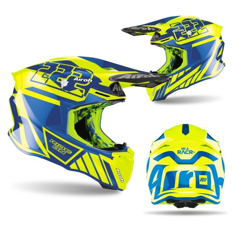Airoh Twist 2.0 Cairoli Crosshelm
