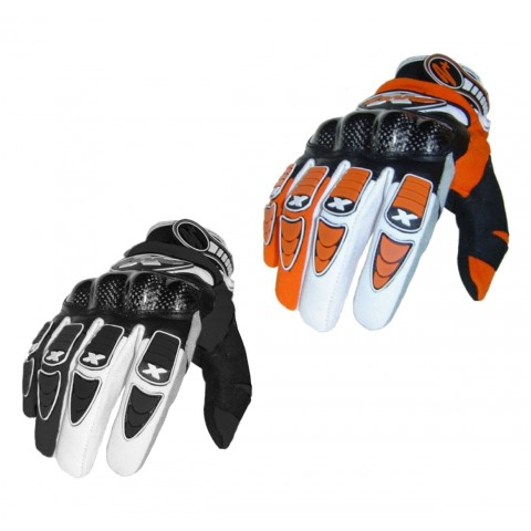 TWO-X Carbon Handschuhe S15