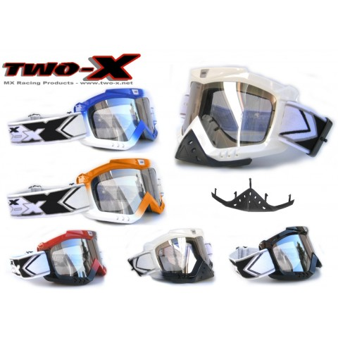 TWO-X Evo Crossbrille