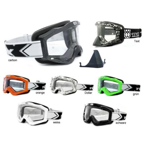 TWO-X EVO V2 Crossbrille