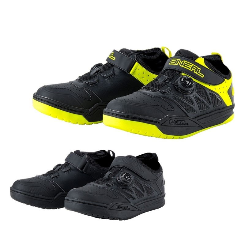 Details about O'Neal Session SPD Pedal Bicycle Shoes Trainers MTB BMX Dh Fr all Mountain Bike
