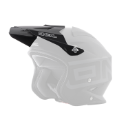 Oneal Slat Solid Ersatz Helmschirm schwarz