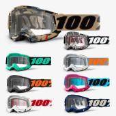 100% Accuri 2 Crossbrille Graphic clear