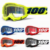 100% Accuri 2 Crossbrille clear