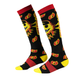Oneal Pro MX Boom Socken schwarz gelb